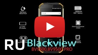 Купить Blackview BV9500